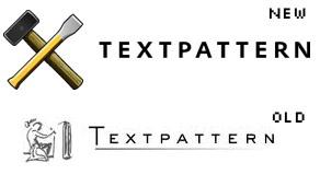 Textpatternlogo
