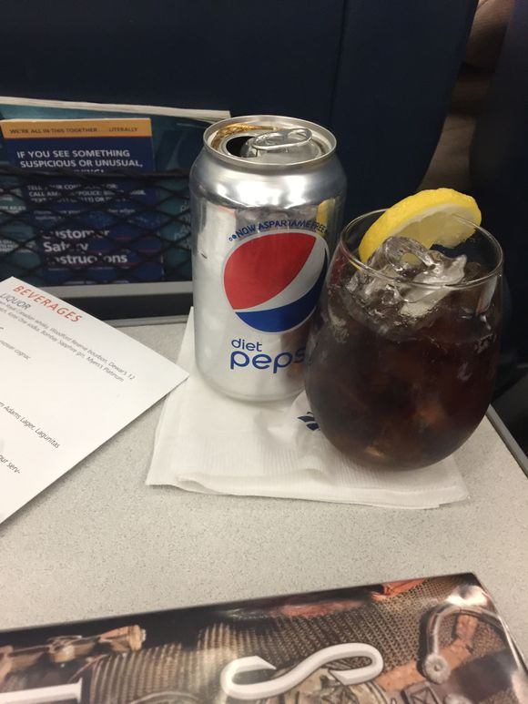 Amtrak fancy
