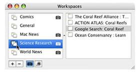 Omniweb Workspaces
