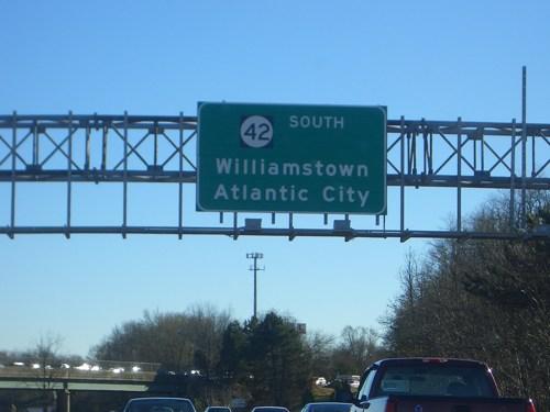 Atlantic City, here we come!