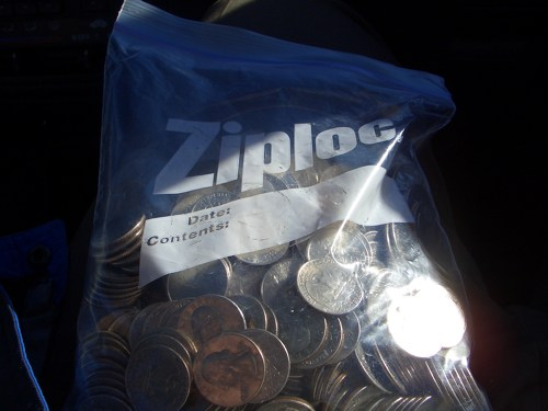 Dave's Bag o' Quarters