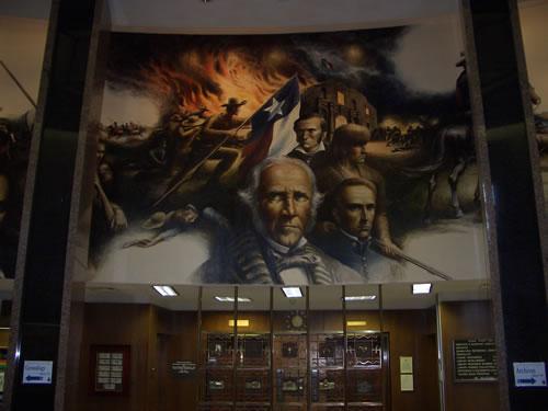 Texas Mural