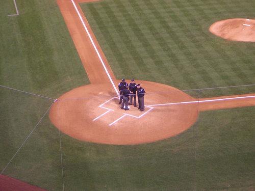 Umpire's Unite!