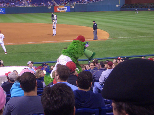 Close Encounter of the Phanatic Kind