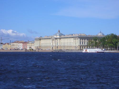 St. Petersburg is full of wonderful buildings