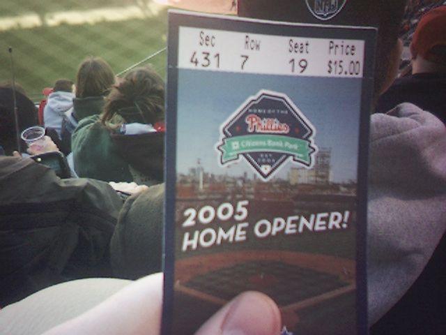 My ticket. Aren't you jealous?