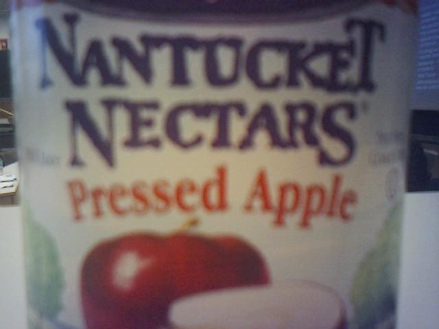 Mmmm pressed apple